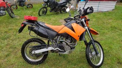 1999 KTM 640