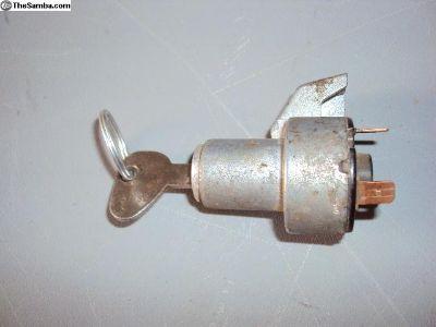 VW beetle Bug Ignition Switch w/Key 1967