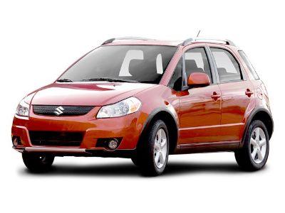 2008 Suzuki SX4 Base (Not Given)