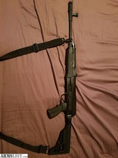 For Sale/Trade: CSA VZ58 Tactical 7.62x39