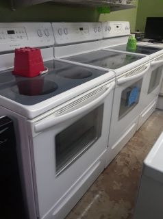 Glass Top Stoves On Sale