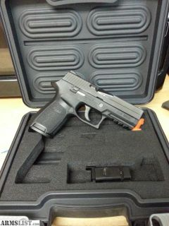 For Sale: Sig P250 9mm compact
