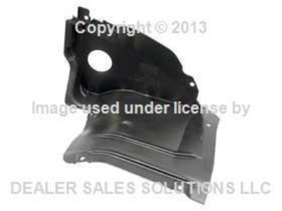 Buy Mercedes w203 Fender Liner splash guard RT Front Lower right rh passenger motorcycle in Lake Mary, Florida, US, for US $49.89
