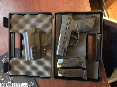 For Sale/Trade: Taurus PT111