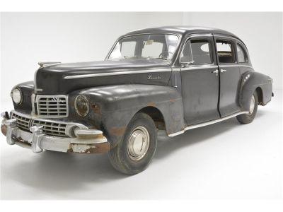 1948 Lincoln Sedan