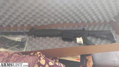 For Sale: AR -15 Palmetto new in the box