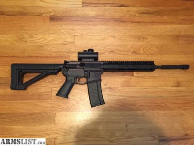 For Sale: .223 Ruger AR-15