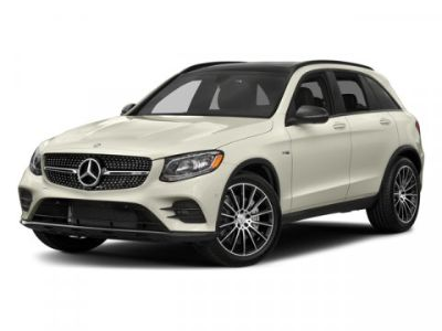 2018 Mercedes-Benz GLC AMG GLC 43 (Black)