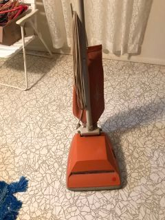 Hoover sweeper