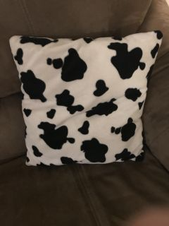 Pillow cow
