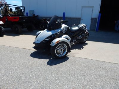 2010 Can-Am Spyder RS SE5 3 Wheel Motorcycle Concord, NH