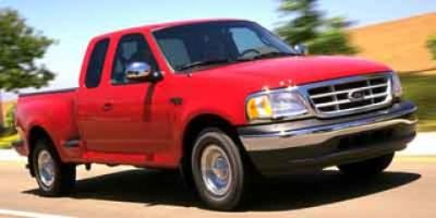 2000 Ford F-150 Base (Bright Red)