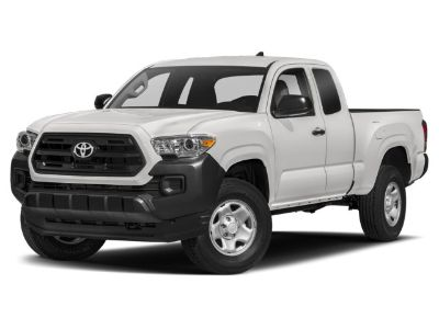2019 Toyota Tacoma Limited 4WD (Cement)