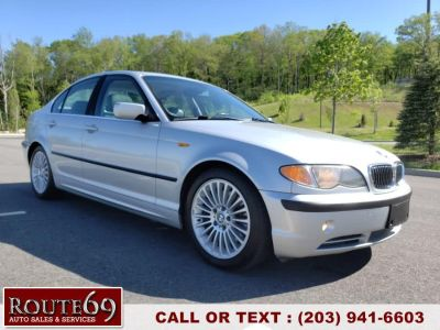 2002 BMW 3-Series 330i (Steel Gray Metallic)