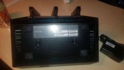 Netgear Nighthawk AC2300 WiFi Router Dual Band Gigabit 2300Mbps - (Denver Tech
