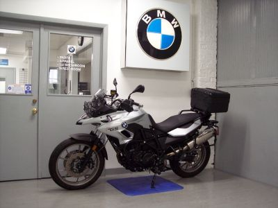 2014 BMW F700GS Low Seat/Suspension
