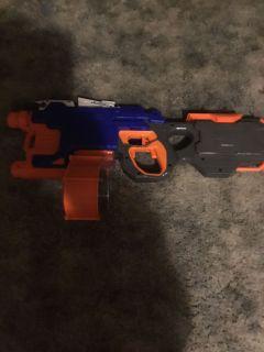 Hyper fire elite nerf gun