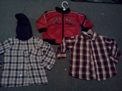 boy s winter cloth