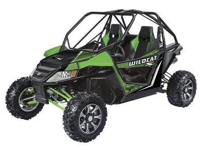 2018 Textron Off Road Wildcat X Sport Utility Vehicles Campbellsville, KY