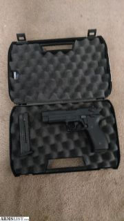 For Sale: Sig mosquito nitron finish