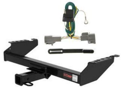 Buy Curt Class 3 Trailer Hitch & Wiring for 1987-1988 Ford Bronco motorcycle in Greenville, Wisconsin, US, for US $143.94