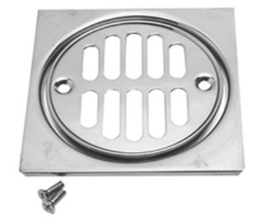 Metal Square Shower Drains Drain 3 piece