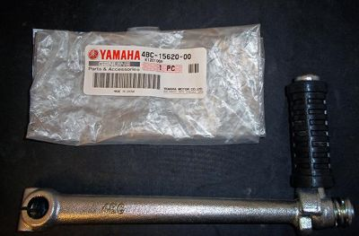Buy Yamaha KICKSTARTER 83-06 PW80 1983-2006 PW KICK START LEVER motorcycle in Maumee, Ohio, US, for US $39.99