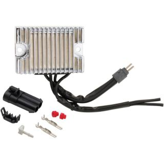 Find ACCEL CHROME SOLID STATE VOLTAGE REGULATOR 22 AMP FOR HARLEY SPORTSTER 2004-2006 motorcycle in Gambrills, Maryland, US, for US $127.40