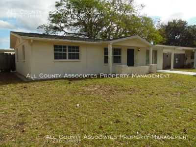 Check Out this Amazing Deal on this Lovely West Port Richey 3 Bedroom 1 Bathroom Home!