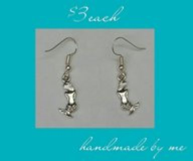 HANDMADE MERMAID EARRINGS