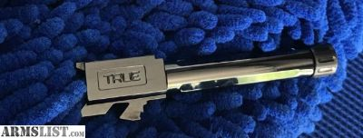 For Sale: Brand New Black True brand Threaded Barrel-G19