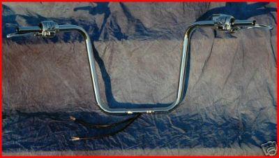 "Find 1 1/4"" APE HANGER HANDLEBAR W/ CONTROLS PACKAGE KIT HARLEY CHOPPER BOBBER CUSTOM motorcycle in Zieglerville, Pennsylvania, US, for US $749.99"