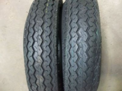 Purchase THREE 480x8,400x8, 480-8, 4.80x8 6 ply Tubeless Boat Trailer Tires Load Range C motorcycle in Dyersburg, Tennessee, United States