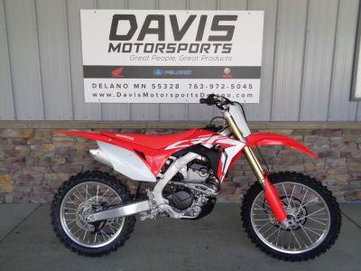 2018 Honda CRF250R Motocross Motorcycles Delano, MN