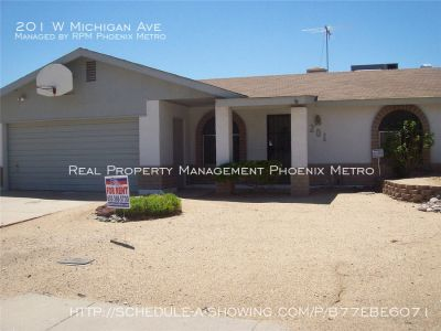 Large 3 bed North PHX HOME