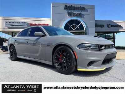 2019 Dodge Charger R/T Scat Pack Daytona Edition