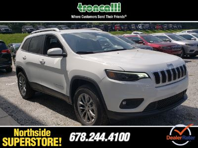 2019 Jeep Cherokee LATITUDE PLUS 4X4 (Bright White)