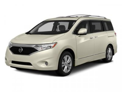 2014 Nissan Quest 3.5 S (White Pearl)