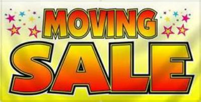 Huge YardMoving Sale Everything Must Go (22214)