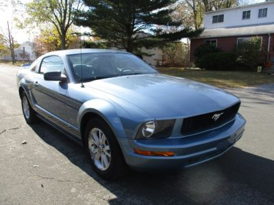 2006 Ford Mustang V6 Standard (Blue)