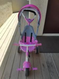 Little Tikes Fit Trike Ride on Pink