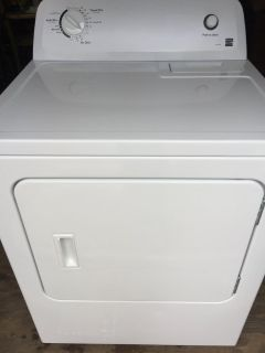 Kenmore Dryer Super Capicity Electric
