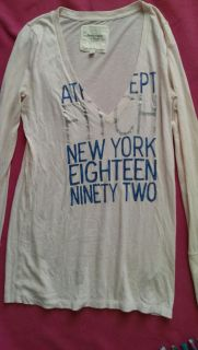 L abercrombie & fitch like new top