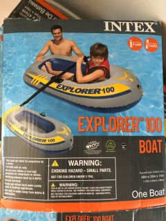 Inflatable boat- youth size