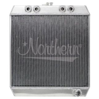 Sell Northern 209649 Aluminum Downflow 305 360 410 Sprint Car Radiator 21 7/8 x19 1/4 motorcycle in Story City, Iowa, United States, for US $219.99