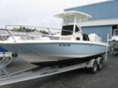 24' Boston Whaler 240 Dauntless 2017