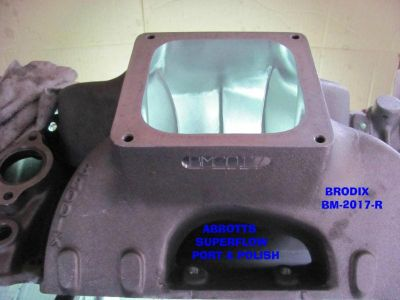 Sell BBC 454 stage 2 on your Intake ABBOTTS SUPERFLOW motorcycle in Houston, Alabama, US, for US $450.00