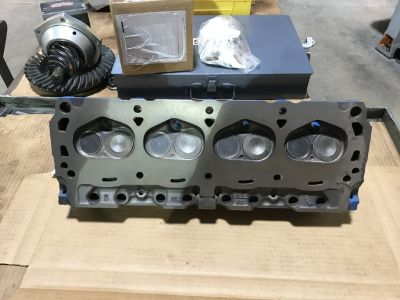 Reconditioned Ford Cylinder Heads