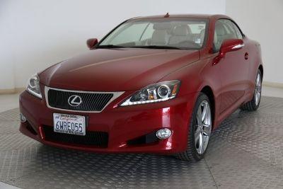 2012 Lexus Legend Base (Matador Red Mica)