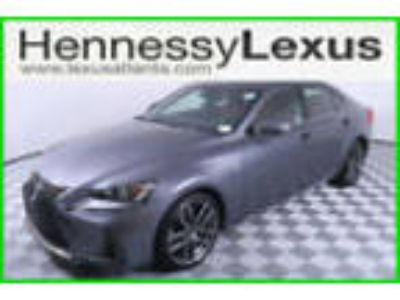 2018 Lexus IS 2018 Used Certified Turbo 2L I4 16V Automatic RWD Sedan Premium